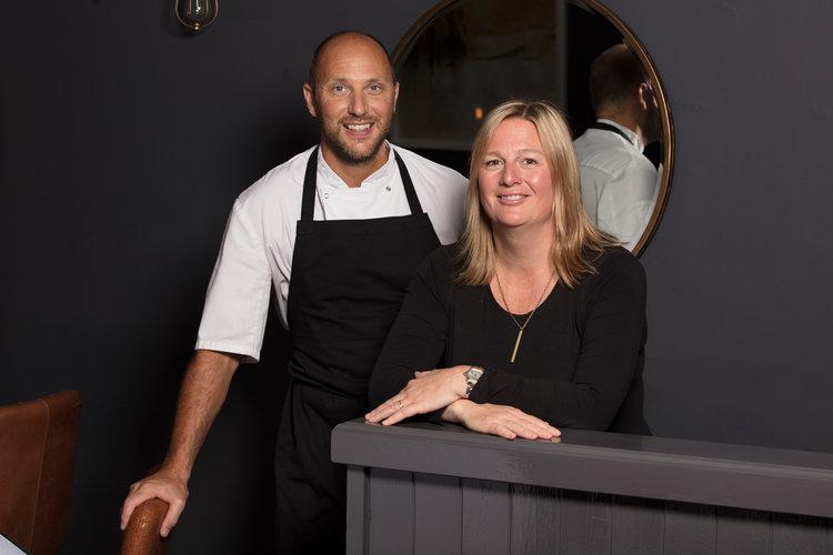 The Wee Restaurant Craig Vikki Wood