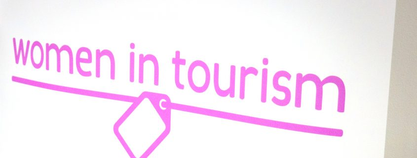 Women in Tourism banner